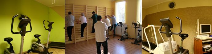 Rehabilitacja po zawale
